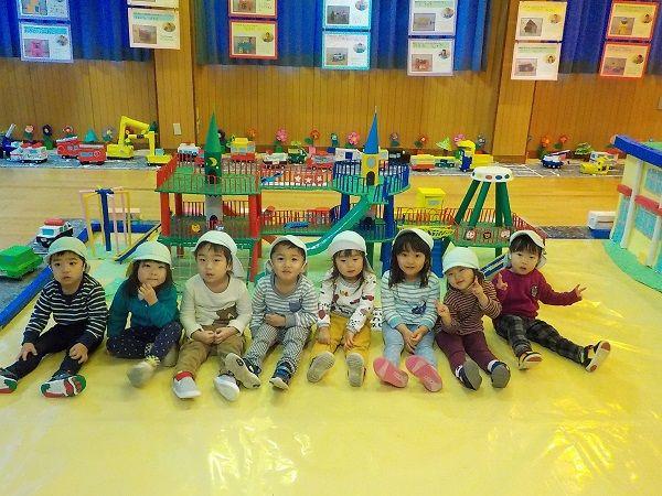 ☆幼稚園作品展☆