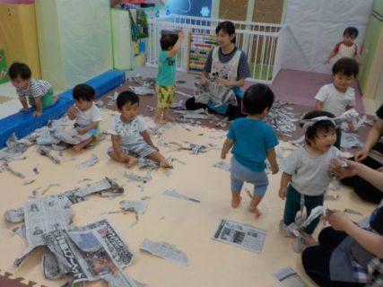 新聞遊び♪