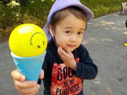 アイスクリーム屋さん😊