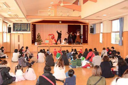 親子登園~クリスマス会~